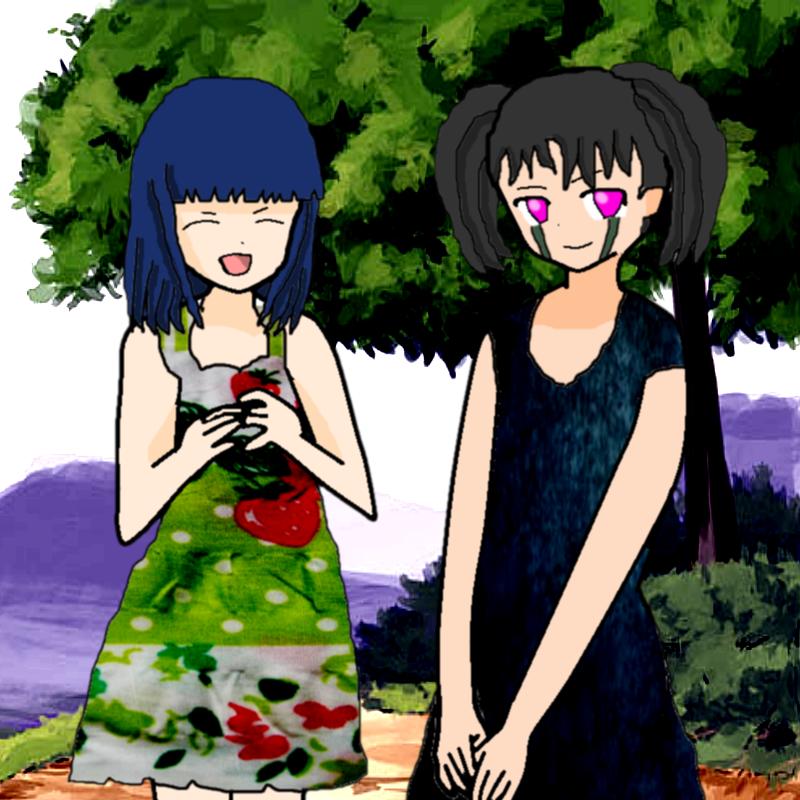 Rein and Raina by LadySesshy