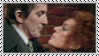 BarnabasxJulia Stamp by LadySesshy