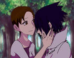 Don't Cry Sasuke
