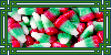 Christmas Candy Corn by LadySesshy