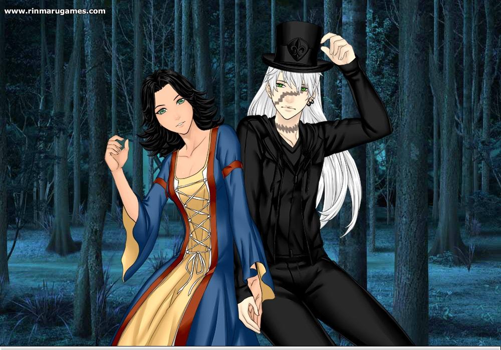 Black Butler: Undertaker x OC by LadySesshy