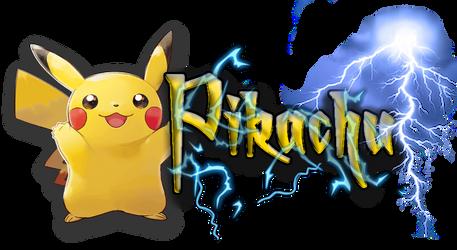 Pokemon: Pikachu Logo