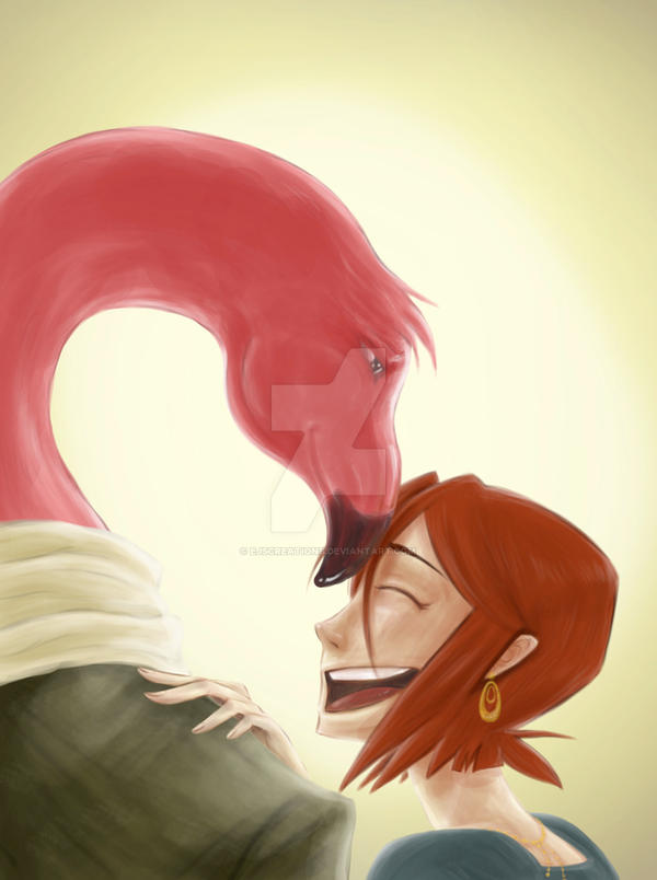 Chester and Emma by EJSCreations