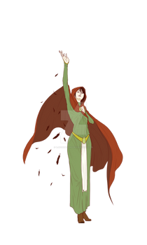 ACADC 2: Lady Falcon