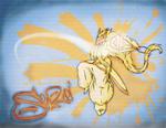SeiRei Wallpaper Graffitti