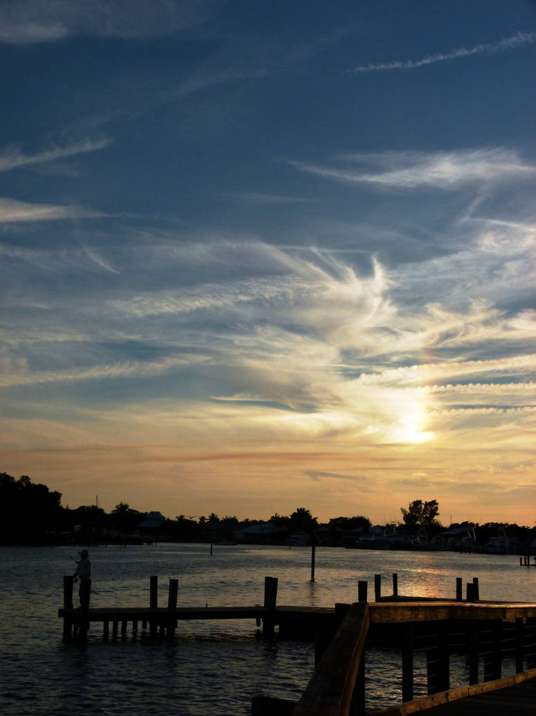 SunsetRainbow02 by ecfield