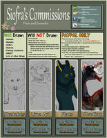 2016 Commission Price List   ***OPEN!*** by SiofraTural