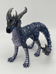 Shiny Blue Dragon (FOR SALE)