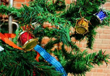 Christmas Tree by VampireWarrior0303