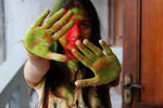 Happy Holi! by shutterkittyy