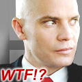 Agent 47 Icon3 by GuitarInk