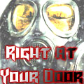 Right At Your Door Icon by GuitarInk