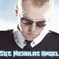 HotFuzz:Sgt.NicholasAngel Icon by GuitarInk