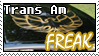 Trans Am Stamp by GuitarInk