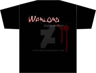 Anthony Shirt Design: Back