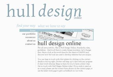 HullDO - typography