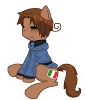 Ponytalia - Italy by MakePastaNot-War