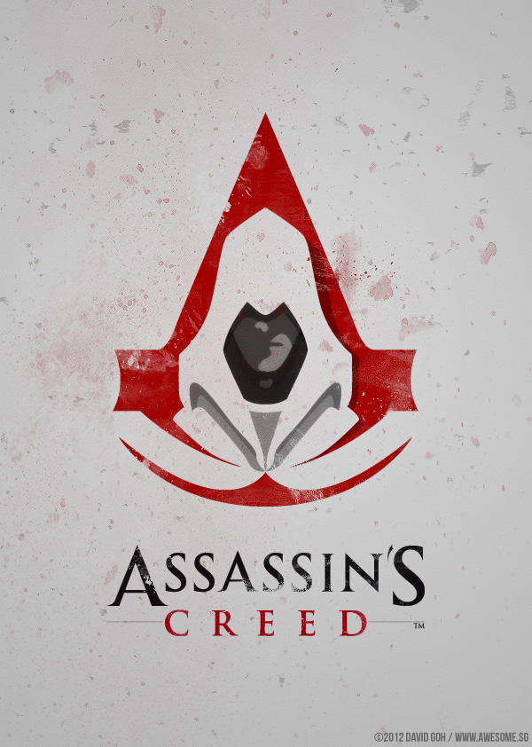 Revisiting Video Game Symbols Assassins Creed By Hyperlixir On