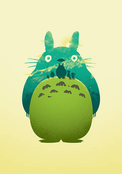 Totoro's Day Out