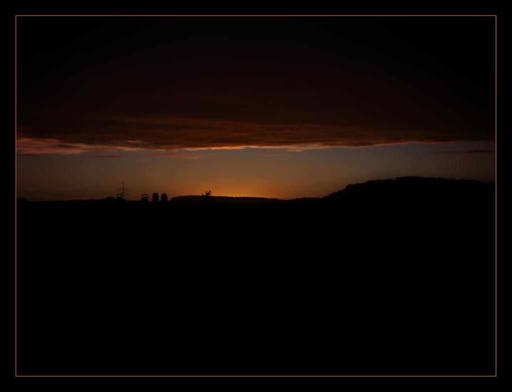 Sunset by ThePraiodanish