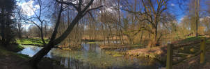 Remchingen Lake Seewiesenquellen