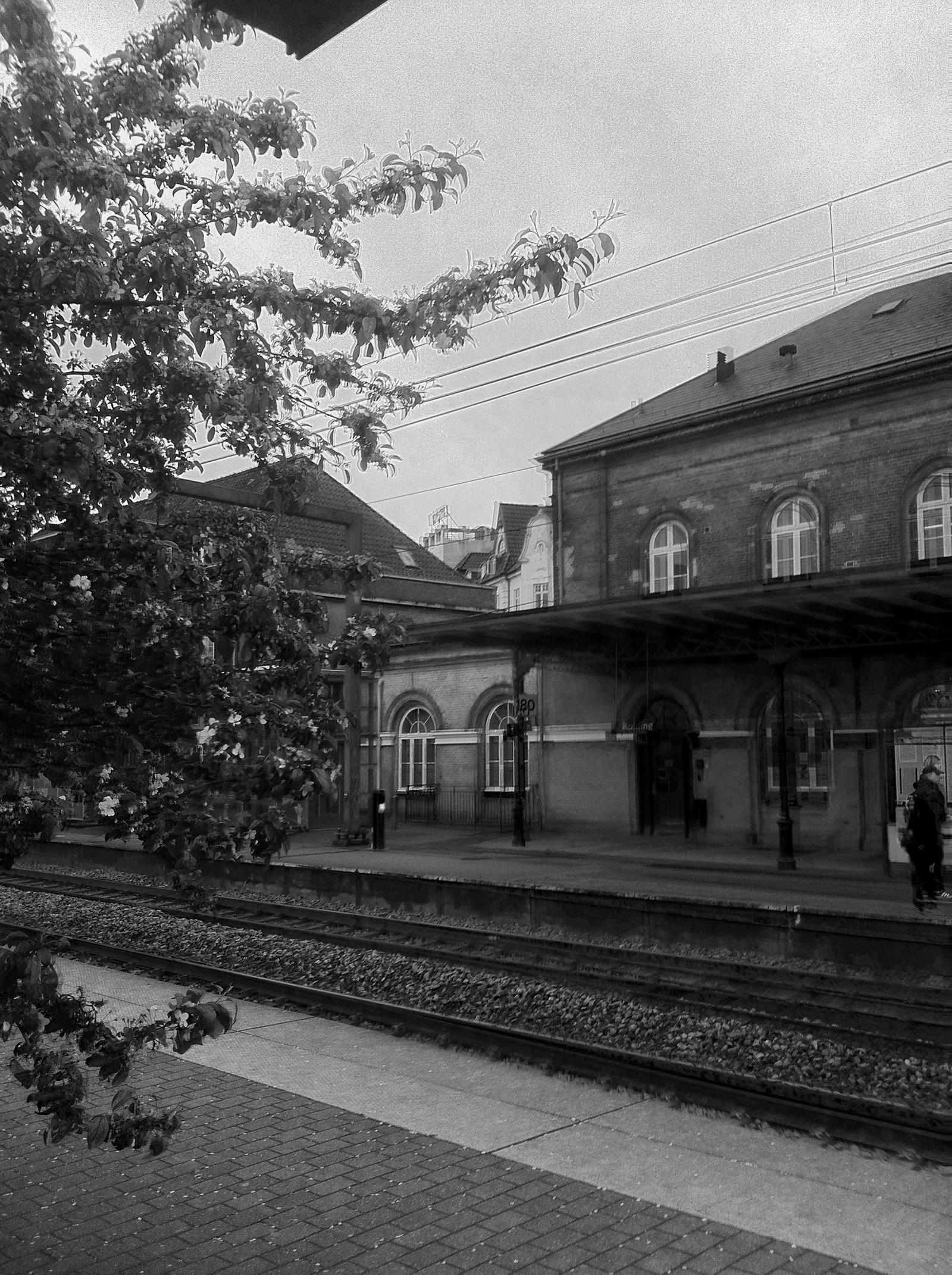Kolding Train Station by ThePraiodanish