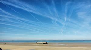 Omaha Beach by ThePraiodanish