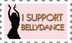 I Support Bellydance 2 by Zellykats-Stuff