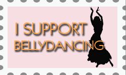 I Support Bellydance 3 by Zellykats-Stuff