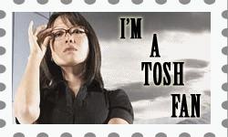 I'm a Tosh fan by Zellykats-Stuff