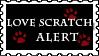 Love Scratch Alert by Zellykats-Stuff