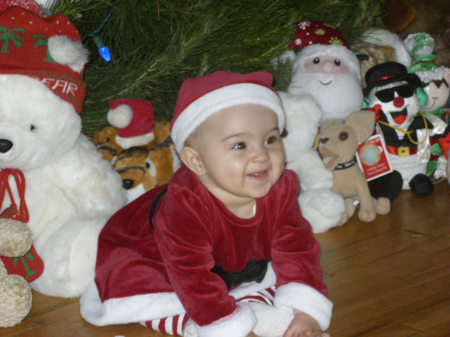 Santa Baby - Stock Reference 3 by Zellykats-Stuff