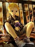 Timid Juvenile Delinquent