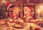 Santa Claus of Glutton