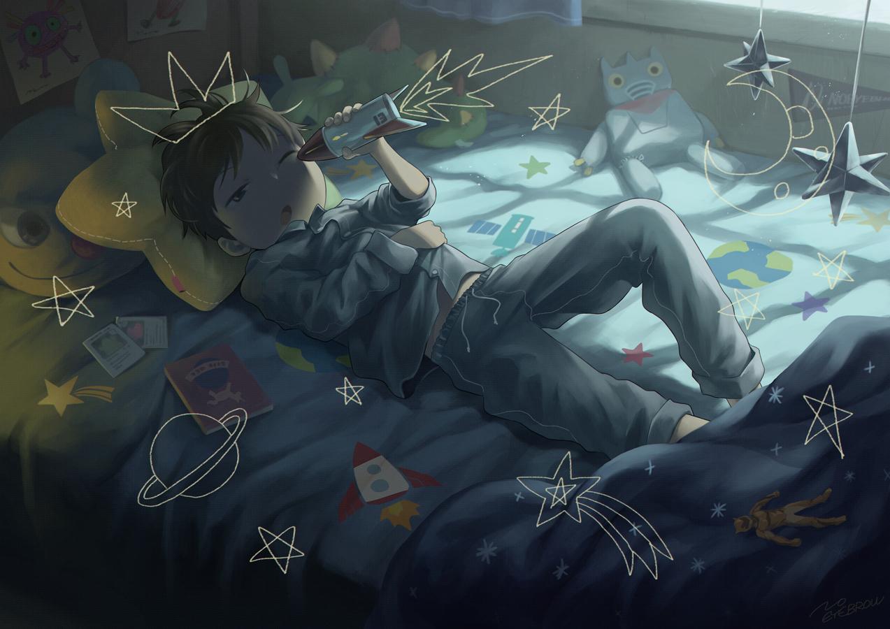 Sleepless prince