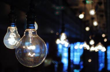 The Light in the Pub by 13DiamondAward