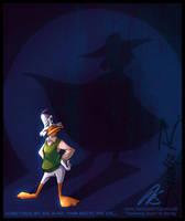 What's in a shadow? by SplatterPhoenix