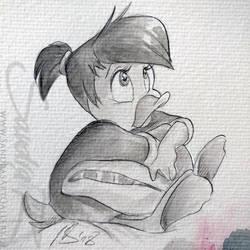 Duckling by SplatterPhoenix