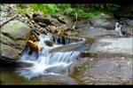 Serak waterfall