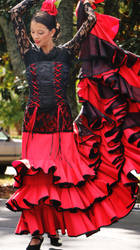 Latin Ballet Dancer