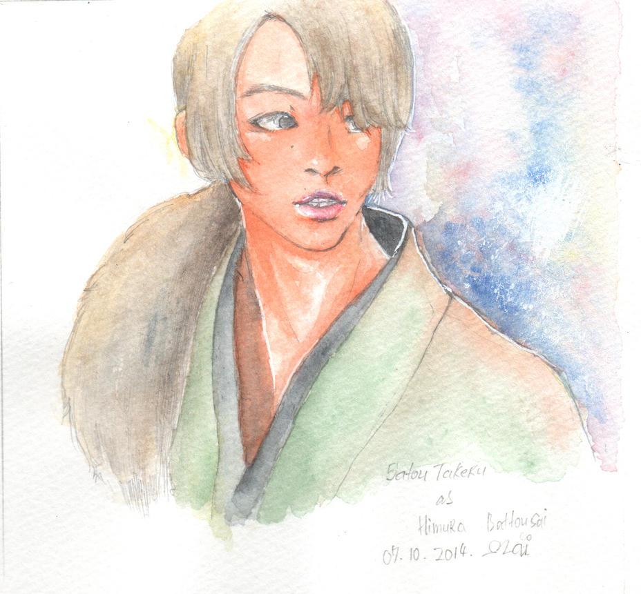 Himura Battousai by AimeiPine