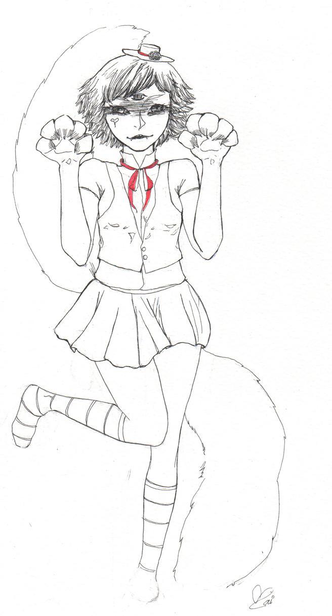 Mewline by AimeiPine