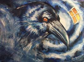 Edgar Allan Poe :The Raven