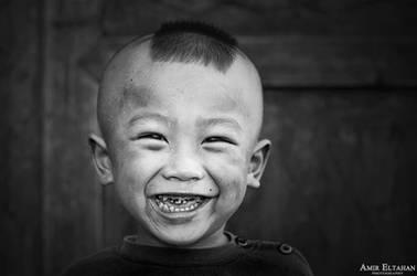 A Million Dollar Smile by AmirElti