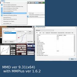 [MMD|Program] MikuMIkuPlus(MMPlus) ver 1.6.2