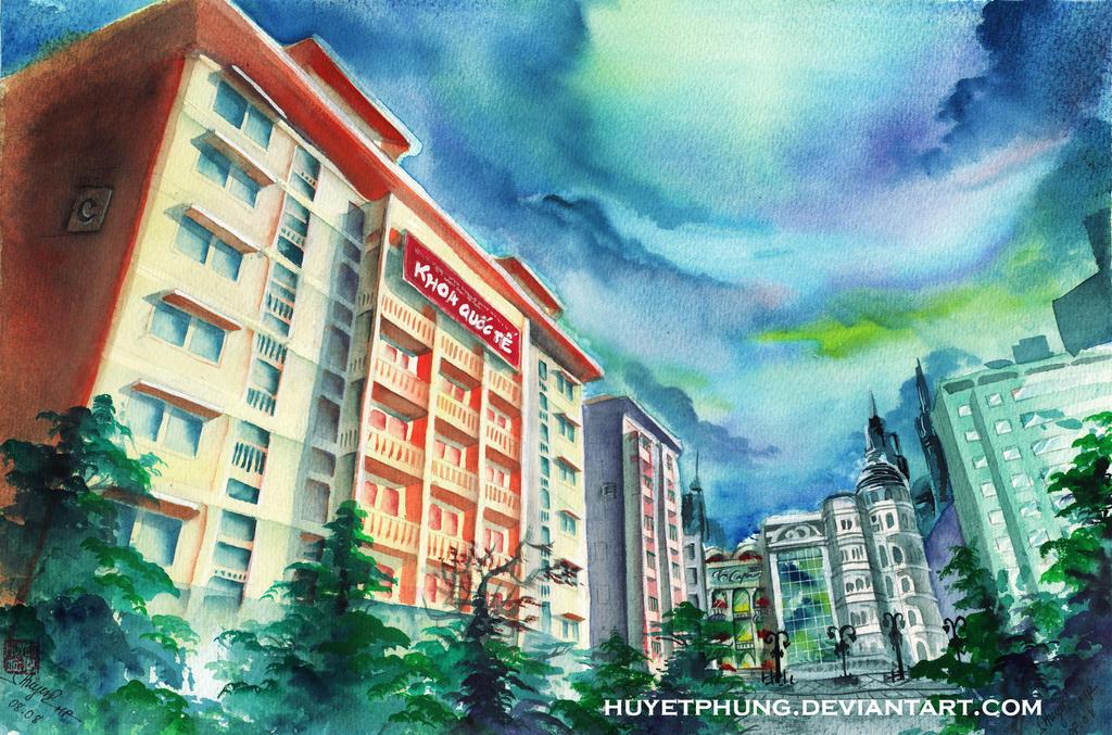 International School - HACINCO Branch by HuyetPhung