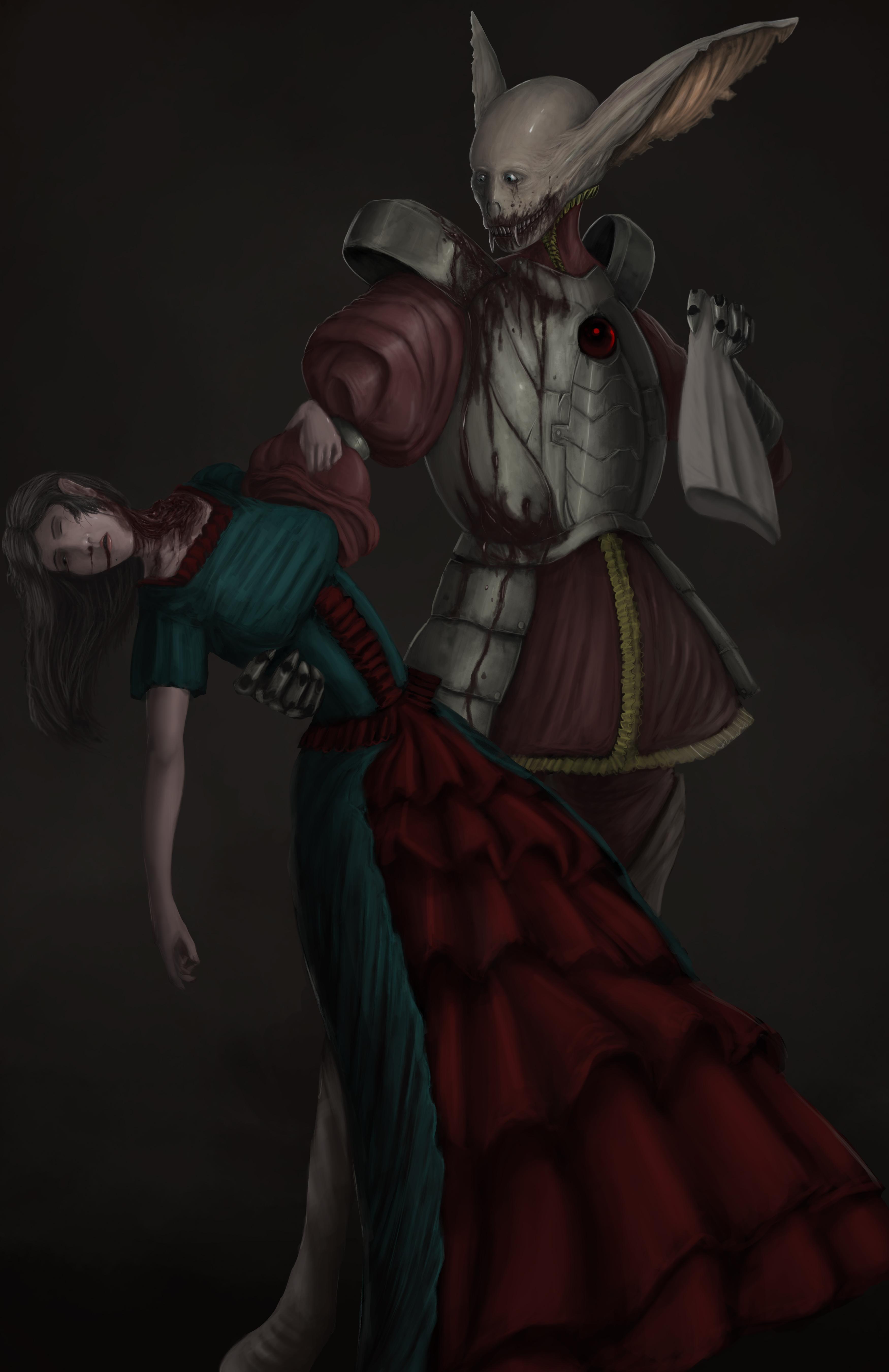 Primordial Vampire by galtar66