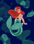 Ariel  of The Little Mermaid