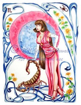 Heidewald Zodiac Scorpio