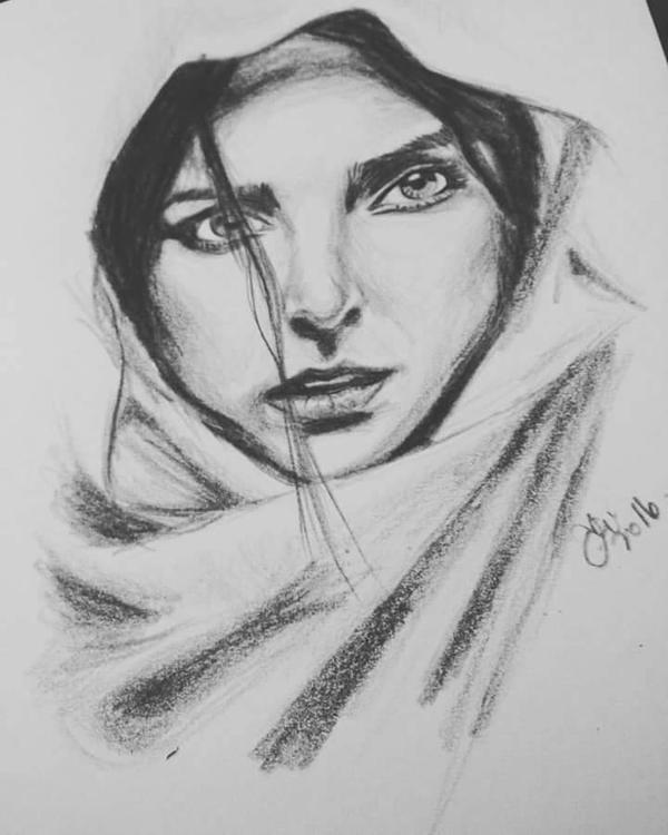 Pakistanian girl by RainingMuse